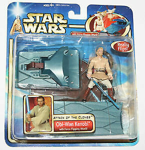 star wars obi wan force flipping attack