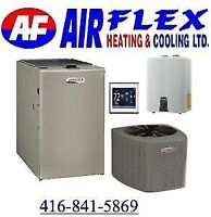 FURNACES,BOILERS,TANKLESS,A/C& DUCTS ....Best Deals Guranteed