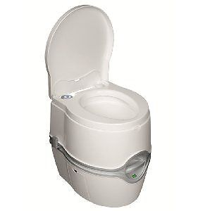 Brand new Thetford Porta Potti 550E curve portable toilet Kitchener / Waterloo Kitchener Area image 6