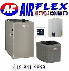 FURNACES,BOILERS,TANKLESS,A/C& DUCTS ....BEST DEALS GUARANTEED