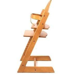 Stokke tripp trapp baby high chairs feeding ebay for Cinture stokke tripp trapp