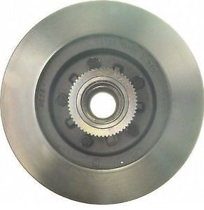 NEW Wagner BD125344 Premium Hub and Rotor Assembly, Front