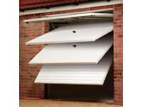 Cheap Up & Over Garage Doors - Delivery throughout the UK - Garage Door Sale - 60% OFF