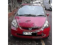 Honda Jazz 1.3 Bonnet In Red (2003)