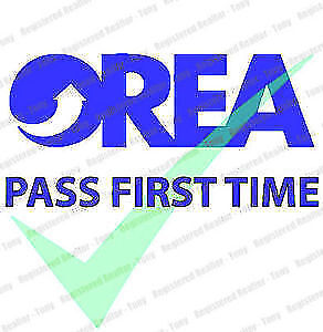 2018 CURRENT COPY OF OREA EXAM NOTES! PASS THE FIRST TIME!