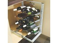 Cooke & Lewis Wine Bottle Storage System (Product code: 03595060)