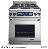 DACOR APPLIANCES=REPAIRS AND SERVICE