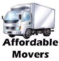 MOVERS AVAIL THIS WEEKEND NEXT WEEK CALL 519-279-6470