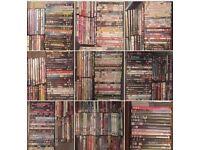 Joblot of DVD's, over 2,000+