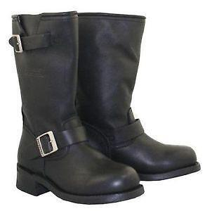 Womens Motorcycle Boots | eBay