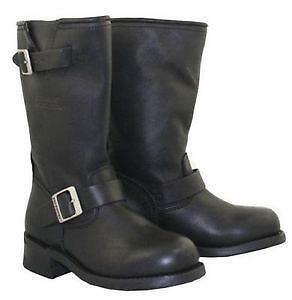 33344d0f7da8 Womens Motorcycle Boots 8.5
