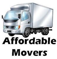 ANYTIME MOVERS SHORT NOTICE WELCOME CALL 226-444-0331