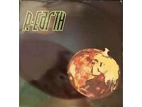 R Earth ‎– R-Earth Vinyl LP 1994