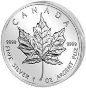 Silbermünzen Kanada