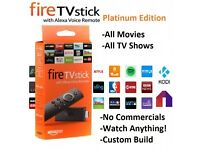 2nd GENERATION ALEXA FIRESTICK with KODI & OVER 30 APPS FOR MOVIES SPORTS TV SHOWS LIVE TV & MUSIC