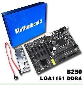 A vendre carte mere MOTHER BOARD pour mining neuf