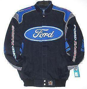 Ford Mustang Nascar Jacket