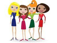 Women social event friends friendship entertainment