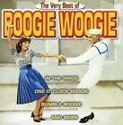 Boogie-Woogie Music CD