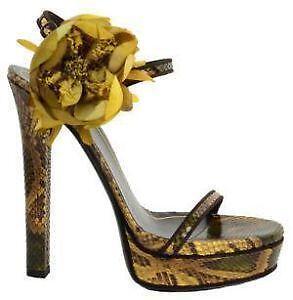 afea7c527661 Gucci Python Shoes