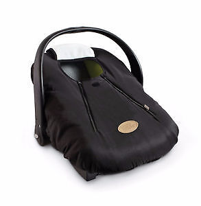 Cozy Cover Infant Carseat Cover - Black