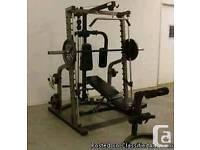 Nautilus smith machine