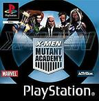 X-Men Mutant Academy (PS1 tweedehands game)