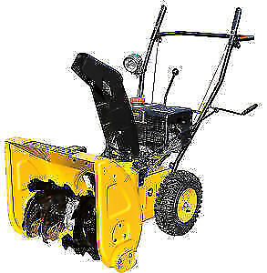 SNOWBLOWERS  6.5  FIVE  SPEED  WITH  REVERSE