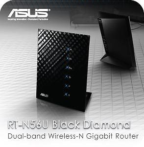 Asus High speed Gigabit wireless router. Mint condition !