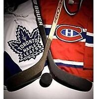 OPENING NIGHT-Toronto Maple Leafs vs. Montreal Canadiens 10/7