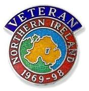 Northern Ireland Veterans Badge