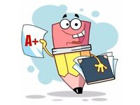 Private Tutoring up to A-Level
