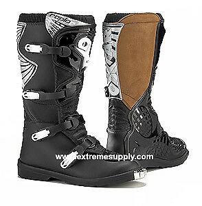 Brand New Oxtar Raptor Motorcycle Boots (10.5)
