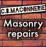 Masonry experts accessible call now to book