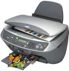 Epson Stylus CX6400 printer/scanner