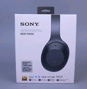 Sony mdr-1000x brand new Never opened