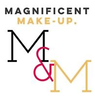 Make-up artist by Magnificent Make-up!