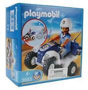 Playmobil Polizei Quad