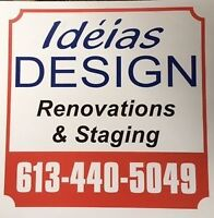 Home Renovations, Flooring, bathrooms, and more...