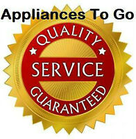REPAIRS FOR STOVES, OVENS & RANGES!