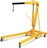 Wanted - used engine hoist to buy