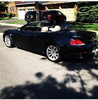 2007 BMW 6-Series Convertible