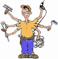 HANDYMAN CONTRACTORS 20 YEAR'S EXPERIENCE CALL 902-989-4748