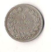 5 Francs Silber