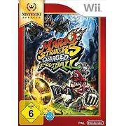 Mario Strikers Charged Football Wii