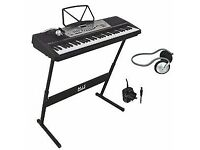 NJS800 Digital Electronic Keyboard Kit - in good condition