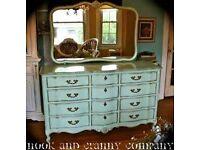 Furniture Painting, Furniture Waxing, Furniture Restoration