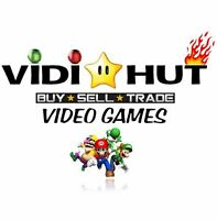 Vidi Hut Gaming - VIDEO GAMES - FREE SHIPPING - NO TAXES