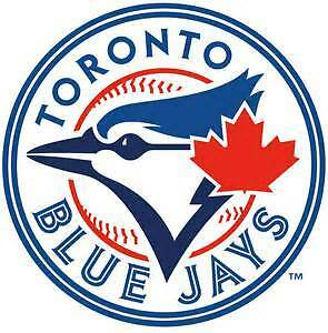 Blue Jay Tickets (Sept 14th, 2016)