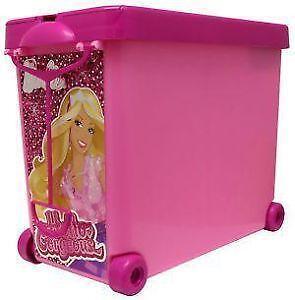 Barbie Storage Cases